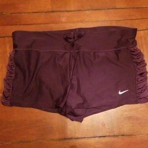 Nike Dri-FIT shorts Plum Purple Size M